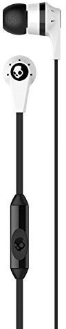 Skullcandy Ink'd 2.0in-ear słuchawka z mikrofonem biały i czarny FBA_S2IKFY-074